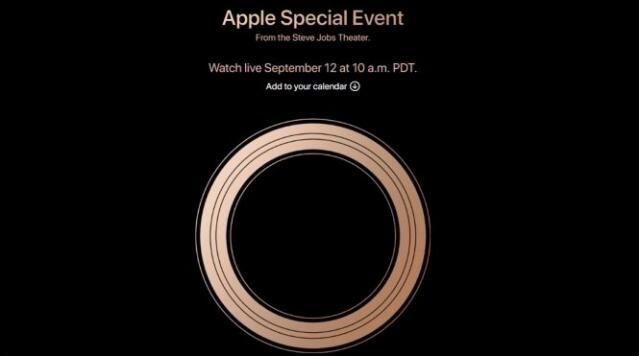 2018苹果秋季发布会最新消息:一起来提前预习一下