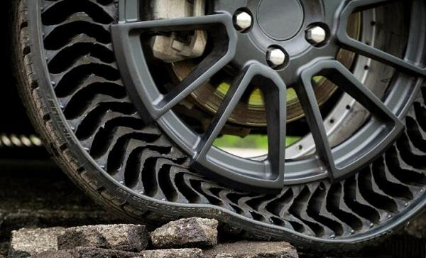 无气轮胎优点 无气轮胎什么时候上市