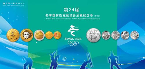 冬奥会纪念币预约时间介绍
